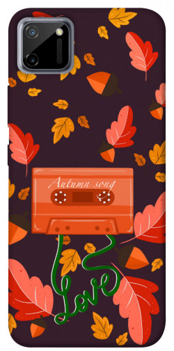 Чехол itsPrint Autumn sound для Realme C11
