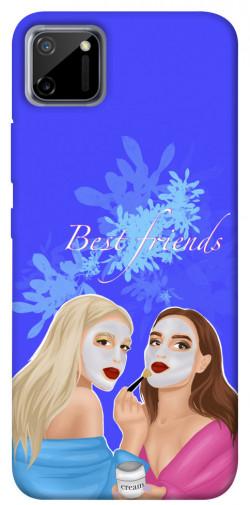 Чехол itsPrint Best friends для Realme C11