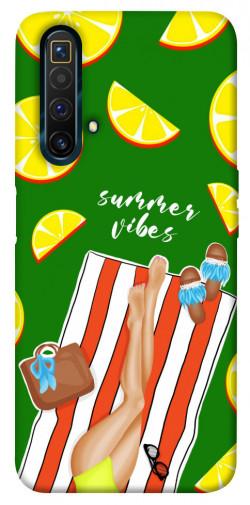 Чехол itsPrint Summer girl для Realme X3 SuperZoom