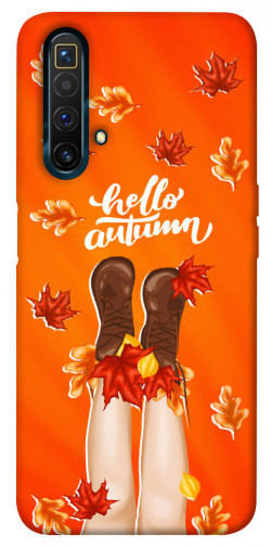 Чехол itsPrint Hello autumn для Realme X3 SuperZoom