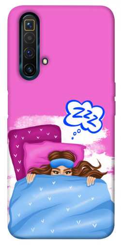Чехол itsPrint Sleepу girl для Realme X3 SuperZoom