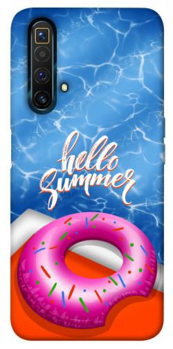 Чехол itsPrint Hello summer для Realme X3 SuperZoom