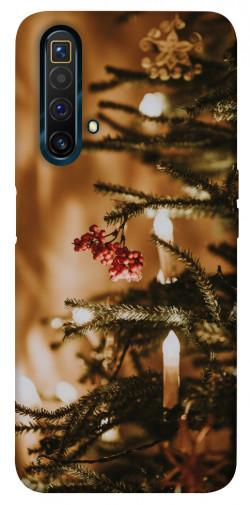 Чехол iPrint Новогоднее украшение для Realme X3 SuperZoom