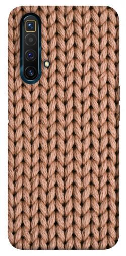 Чехол itsPrint Knitted texture для Realme X3 SuperZoom