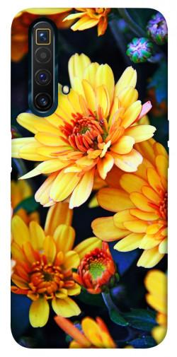 Чехол itsPrint Yellow petals для Realme X3 SuperZoom