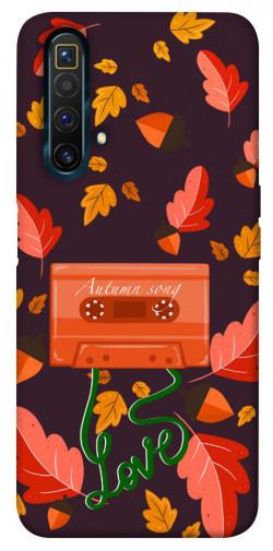 Чехол itsPrint Autumn sound для Realme X3 SuperZoom