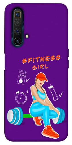 Чехол itsPrint Fitness girl для Realme X3 SuperZoom