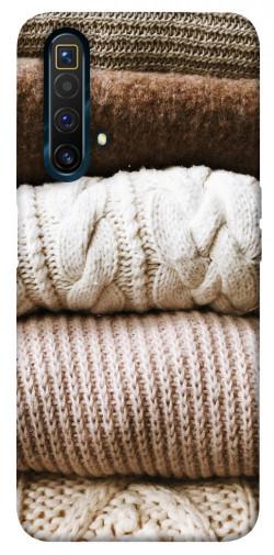 Чехол itsPrint Knitted aesthetics для Realme X3 SuperZoom