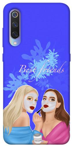 Чехол itsPrint Best friends для Xiaomi Mi 9