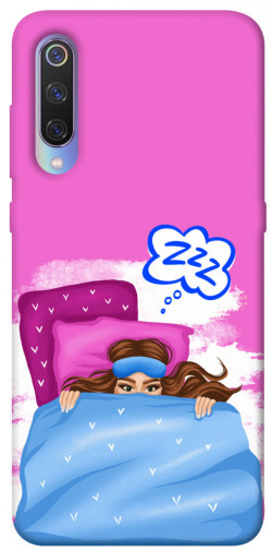Чехол itsPrint Sleepу girl для Xiaomi Mi 9