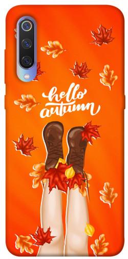 Чехол itsPrint Hello autumn для Xiaomi Mi 9