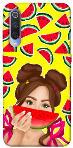 Чехол itsPrint Watermelon girl для Xiaomi Mi 9