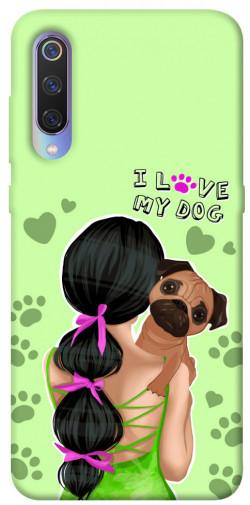 Чехол itsPrint Love my dog для Xiaomi Mi 9