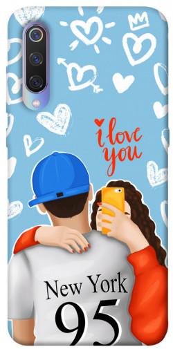 Чехол itsPrint Forever end ever для Xiaomi Mi 9