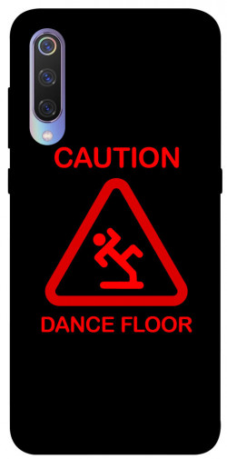 Чехол iPrint CAUTION DANCE FLOOR для Xiaomi Mi 9