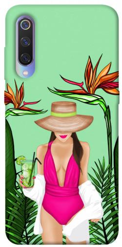 Чехол itsPrint Tropical girl для Xiaomi Mi 9