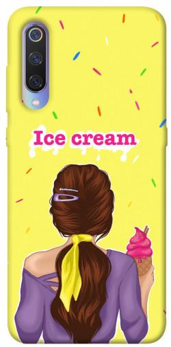 Чехол itsPrint Ice cream girl для Xiaomi Mi 9