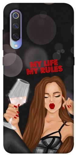 Чехол itsPrint My life my rules для Xiaomi Mi 9