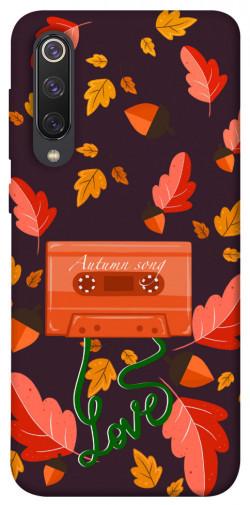 Чехол itsPrint Autumn sound для Xiaomi Mi 9 SE