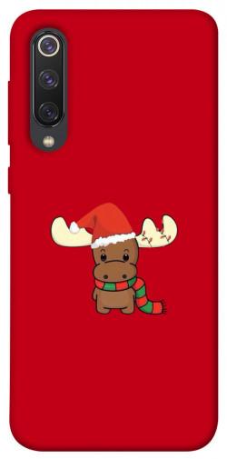 Чехол iPrint Праздничный бычок для Xiaomi Mi 9 SE