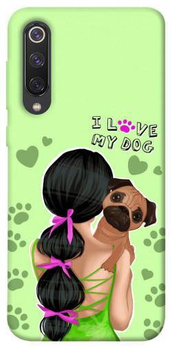 Чехол itsPrint Love my dog для Xiaomi Mi 9 SE