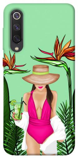 Чехол itsPrint Tropical girl для Xiaomi Mi 9 SE