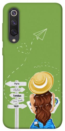 Чехол itsPrint Travel girl для Xiaomi Mi 9 SE