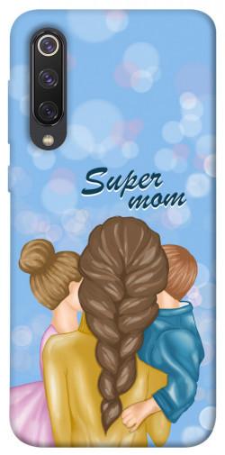 Чехол itsPrint Super mommy для Xiaomi Mi 9 SE