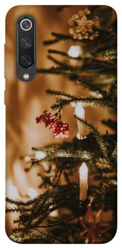 Чехол iPrint Новогоднее украшение для Xiaomi Mi 9 SE