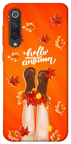 Чехол itsPrint Hello autumn для Xiaomi Mi 9 SE