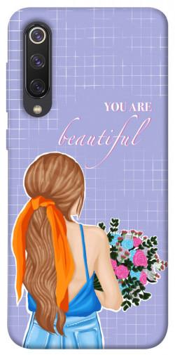 Чехол itsPrint You are beautiful для Xiaomi Mi 9 SE