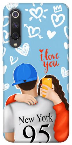Чехол itsPrint Forever end ever для Xiaomi Mi 9 SE