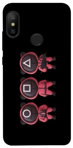 Чехол itsPrint Squid Game picture 6 для Xiaomi Mi A2 Lite / Xiaomi Redmi 6 Pro