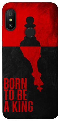 Чехол itsPrint Born to be a king для Xiaomi Mi A2 Lite / Xiaomi Redmi 6 Pro