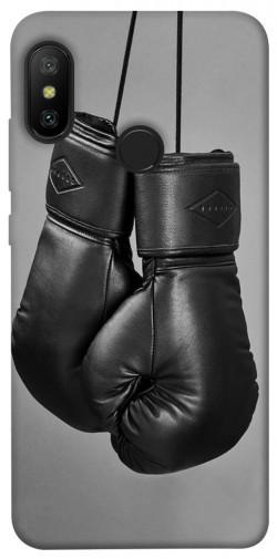 Чехол itsPrint Черные боксерские перчатки для Xiaomi Mi A2 Lite / Xiaomi Redmi 6 Pro