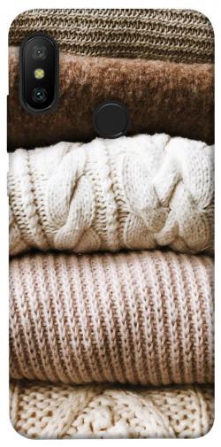 Чехол itsPrint Knitted aesthetics для Xiaomi Mi A2 Lite / Xiaomi Redmi 6 Pro