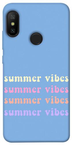 Чехол itsPrint Summer vibes для Xiaomi Mi A2 Lite / Xiaomi Redmi 6 Pro