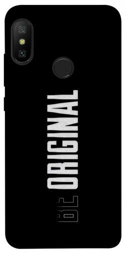 Чехол itsPrint Be original для Xiaomi Mi A2 Lite / Xiaomi Redmi 6 Pro