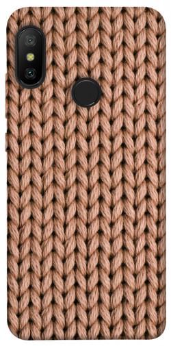 Чехол itsPrint Knitted texture для Xiaomi Mi A2 Lite / Xiaomi Redmi 6 Pro