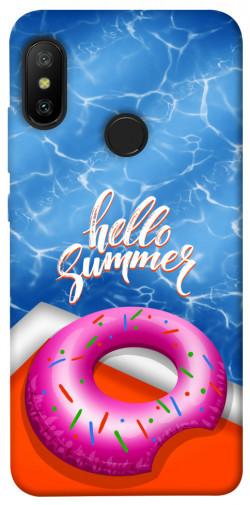 Чехол itsPrint Hello summer для Xiaomi Mi A2 Lite / Xiaomi Redmi 6 Pro