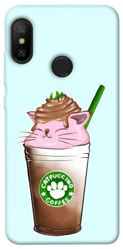 Чехол itsPrint Catpuccino для Xiaomi Mi A2 Lite / Xiaomi Redmi 6 Pro