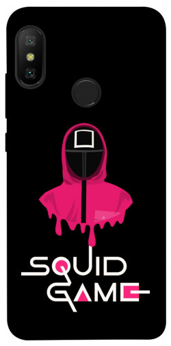 Чехол itsPrint Squid Game picture 4 для Xiaomi Mi A2 Lite / Xiaomi Redmi 6 Pro