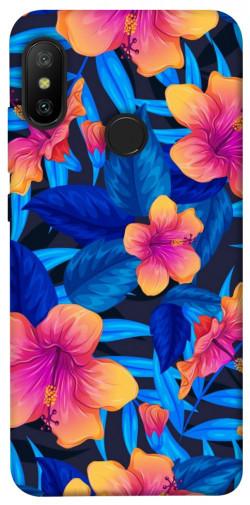 Чехол itsPrint Цветочная композиция для Xiaomi Mi A2 Lite / Xiaomi Redmi 6 Pro