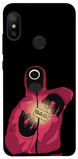 Чехол itsPrint Squid Game picture 9 для Xiaomi Mi A2 Lite / Xiaomi Redmi 6 Pro