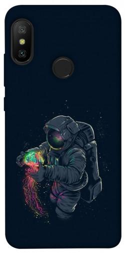 Чехол itsPrint Walk in space для Xiaomi Mi A2 Lite / Xiaomi Redmi 6 Pro