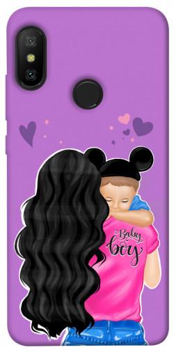 Чехол itsPrint Baby boy для Xiaomi Mi A2 Lite / Xiaomi Redmi 6 Pro