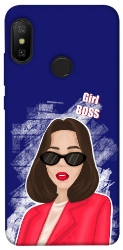 Чехол itsPrint Girl boss для Xiaomi Mi A2 Lite / Xiaomi Redmi 6 Pro