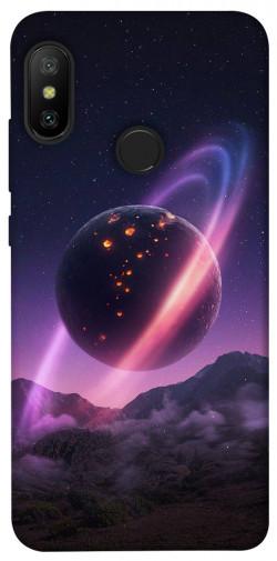 Чехол itsPrint Сатурн для Xiaomi Mi A2 Lite / Xiaomi Redmi 6 Pro