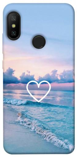 Чехол itsPrint Summer heart для Xiaomi Mi A2 Lite / Xiaomi Redmi 6 Pro