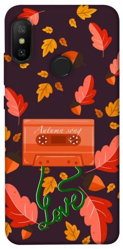 Чехол itsPrint Autumn sound для Xiaomi Mi A2 Lite / Xiaomi Redmi 6 Pro
